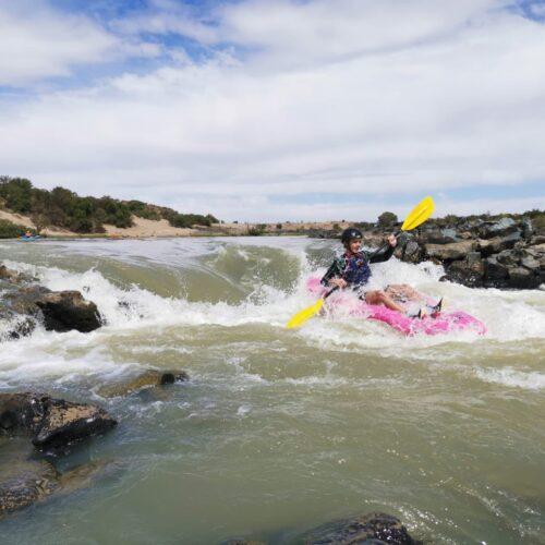 Hike Like A Girl 22 – Northern Cape White Water Rafting ( Douglas)