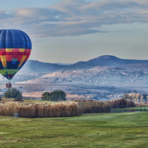 Hike Like A Girl 26 – Hot Air Ballooning (Free State / Clarens)